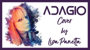 Adagio Cover di Lisa Panetta